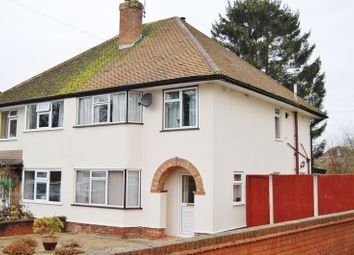 Thumbnail 3 bed semi-detached house for sale in Meeson Close, Albrighton, Wolverhampton