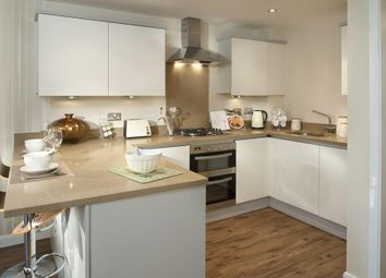 """Thumbnail 3 bedroom semi-detached house for sale in """"Greenwood"""" at Dryleaze, Yate, Bristol"""