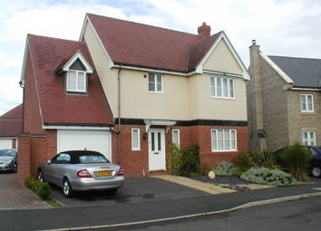 Thumbnail 4 bed detached house to rent in Wetherby Way, Stratford-Upon-Avon