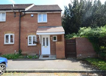 Thumbnail 2 bedroom end terrace house for sale in Swallows Croft, Reading, Berkshire