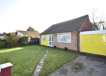 Thumbnail 2 bed detached bungalow for sale in Oak Close, Cowplain, Waterlooville