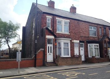 Thumbnail 2 bedroom flat to rent in Villette Road, Hendon, Sunderland