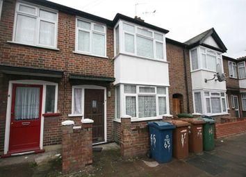 Thumbnail 3 bed terraced house to rent in Herga Road, Harrow