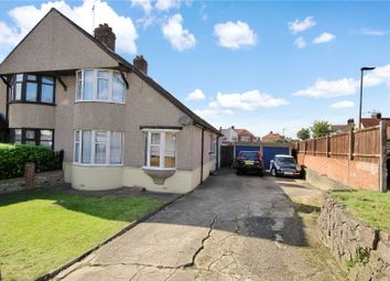 Thumbnail 3 bed semi-detached house for sale in Cambridge Avenue, South Welling, Kent