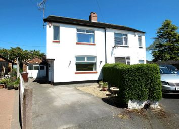 Thumbnail 2 bed semi-detached house for sale in Stanley Road, Gillow Heath, Biddulph