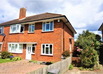 Thumbnail 2 bed maisonette for sale in Milne Park East, Croydon
