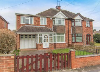 Thumbnail 4 bed property for sale in Sutton Avenue, Eastern Green, Coventry
