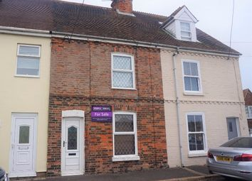 Thumbnail 2 bed terraced house for sale in Manor Road, Romney Marsh