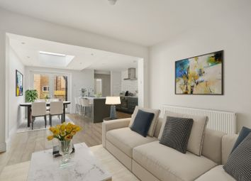 Thumbnail 3 bed end terrace house for sale in Goward Street, Market Harborough, Leicestershire