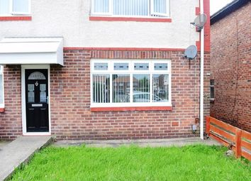 Thumbnail 1 bed flat to rent in Glasgow Road, Jarrow