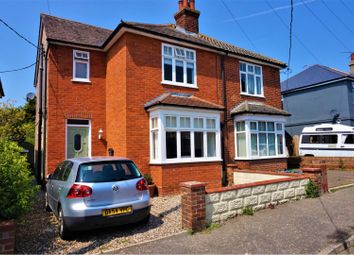 Thumbnail 3 bed semi-detached house for sale in John Street, Brightlingsea