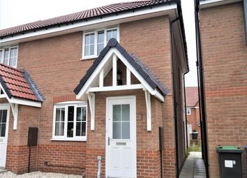 Thumbnail 2 bed property to rent in Swan Walk, Spennymoor