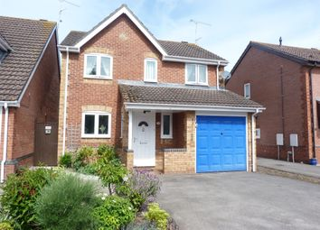 Thumbnail 4 bed detached house for sale in Rushey Meadow, Monmouth