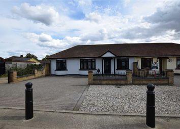 Thumbnail 3 bed semi-detached bungalow for sale in Central Avenue, Corringham, Essex