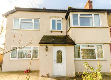 Thumbnail 5 bed semi-detached house to rent in Hawkhurst Way, New Malden