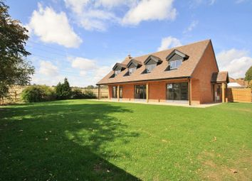 Thumbnail 4 bed detached house for sale in Willow Court Lane, Moulsford, Wallingford