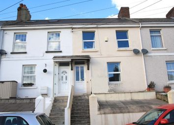 Thumbnail 3 bedroom terraced house for sale in Thornville Terrace, Oreston, Plymouth