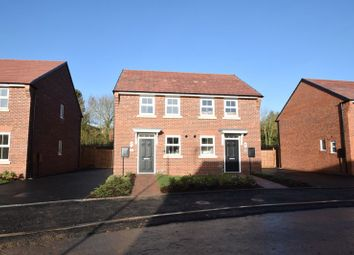 Thumbnail 2 bed terraced house to rent in Ivyleaf Close, Redditch