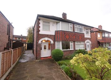 Thumbnail 3 bed semi-detached house for sale in Hulme Road, Denton, Manchester