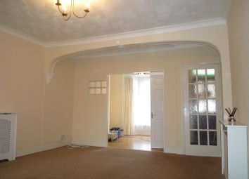 Thumbnail 3 bedroom terraced house to rent in Emsworth Road, Portsmouth