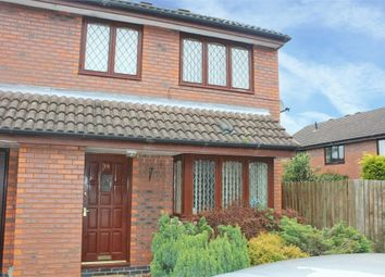 Thumbnail 3 bedroom end terrace house for sale in Bailey Court, Alsager, Stoke-On-Trent, Cheshire