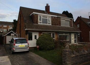 Thumbnail 3 bedroom semi-detached house to rent in Ash Grove, Killay, Swansea