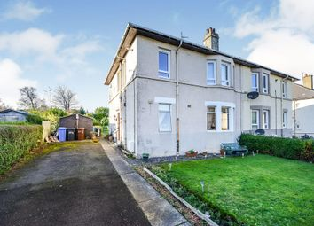 Thumbnail 2 bedroom flat for sale in Brucehill Road, Dumbarton
