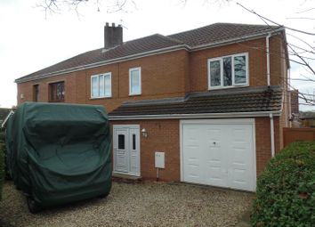 Thumbnail 4 bed property for sale in Skellingthorpe Road, Lincoln