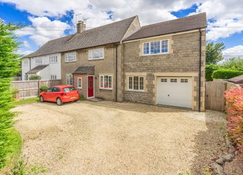 Thumbnail 4 bed semi-detached house for sale in Easton Square, Sherston, Malmesbury
