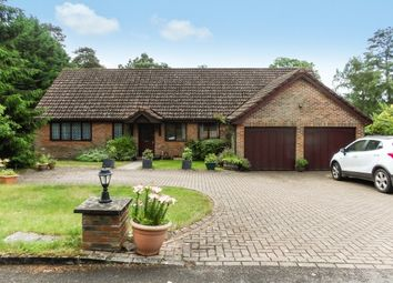 Thumbnail 5 bedroom property to rent in The Woodlands, Liphook Road, Whitehill, Bordon