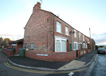 Thumbnail 1 bed flat to rent in B Flatgate, Howden, Goole