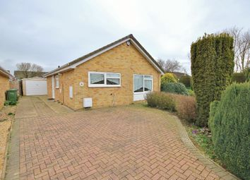 Thumbnail 2 bed detached bungalow for sale in Bramley Avenue, Needingworth, St. Ives, Huntingdon