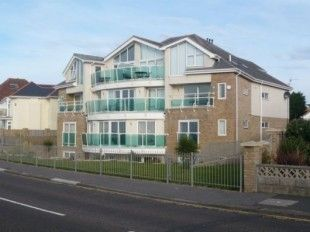 Thumbnail 2 bed flat to rent in Southbourne Overcliff Drive, Southbourne, Bournemouth