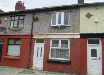 Thumbnail 2 bed terraced house to rent in Standale Road, Wavertree, Liverpool