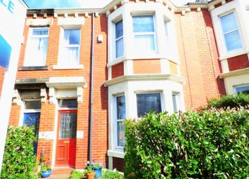 Thumbnail 5 bedroom terraced house for sale in Chillingham Road, Heaton, Newcastle Upon Tyne