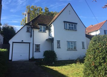 Thumbnail 3 bed detached house to rent in Lynwood Grove, Orpington