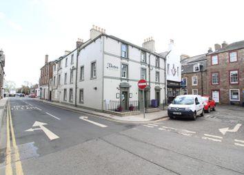 Thumbnail 2 bed flat for sale in Market Street, Haddington
