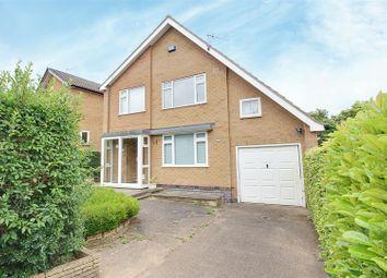 Thumbnail 3 bed detached house for sale in Fellside, Woodthorpe, Nottingham