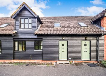 Thumbnail 2 bed property to rent in Foxhills Mews, Longcross Road, Chertsey