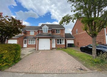 Thumbnail 3 bed detached house for sale in Heritage Drive, Longford, Coventry