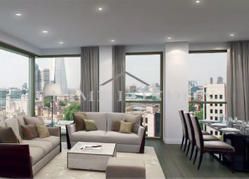 Thumbnail 1 bed flat for sale in Lavender Place, Royal Mint Gardens, The City