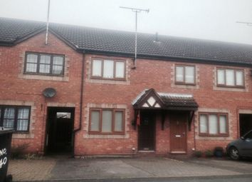 Thumbnail 2 bed property to rent in Cedar Road, Castle Gresley, Swadlincote, Derbyshire