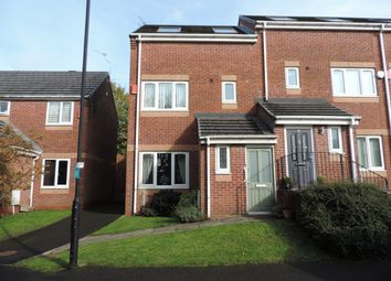 Thumbnail 3 bed town house for sale in Stoneclough Mews, Royton, Oldham