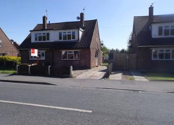 Thumbnail 3 bed semi-detached house for sale in Fir Street, Cadishead, Manchester, Greater Manchester
