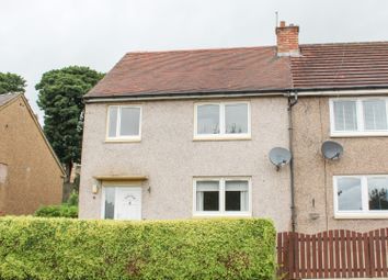 Thumbnail 3 bed end terrace house for sale in North Birbiston Road, Lennoxtown