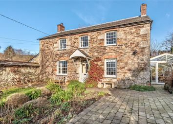 Thumbnail 4 bed detached house for sale in Withiel, Bodmin, Cornwall