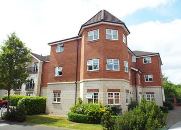 Thumbnail 2 bed flat for sale in The Rowans, Sandbach Drive, Northwich, Cheshire