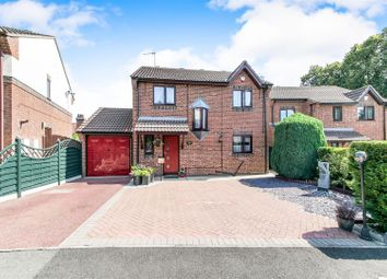 Thumbnail 4 bed detached house for sale in Kingfisher Drive, Great Blakenham, Ipswich