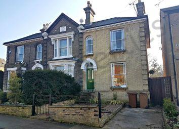 Thumbnail 3 bedroom semi-detached house to rent in Burlington Road, Ipswich
