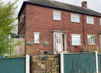 Thumbnail 2 bed semi-detached house for sale in Thornbridge Road, Sheffield